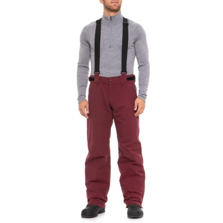 Image of Chulo Snowboard Pants - Waterproof, Insulated (For Men)