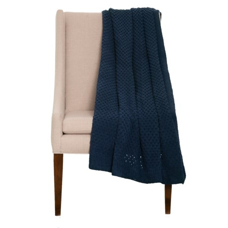 Image of Chunky Honeycomb Throw Blanket - 50x60?