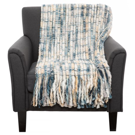 Image of Chunky Woven Throw Blanket - 50x60?