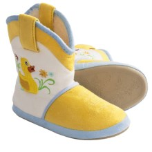 CicciaBella Young Riders Rainy Day Duck Boots - Slippers (For Little Girls) in Rainy Day Duck - Closeouts