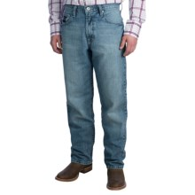 Cinch Black Label 2.0 Jeans - Relaxed Fit, Tapered Leg (For Men) in Blue - 2nds