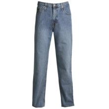 Cinch Black Label Jeans - Low Rise, Relaxed Fit (For Men) in Medium Stonewash - 2nds