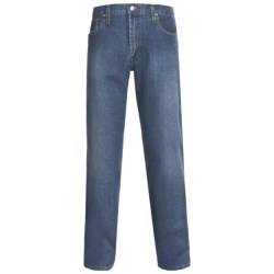 Cinch Black Label Jeans - Relaxed Fit (For Men) in Medium Sanding Stone