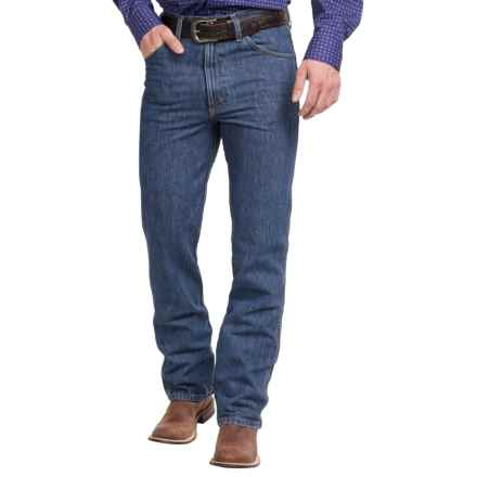 Cinch Bronze Label Jeans - Slim Fit, Tapered Leg (For Men) in Medium Stonewash - 2nds