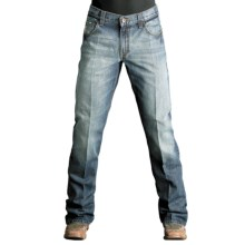 Cinch Carter Jeans - Relaxed Fit (For Men) in Medium Stonewash - 2nds