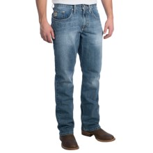 Cinch Dooley Bootcut Jeans - Fitted (For Men) in Stonewash - 2nds