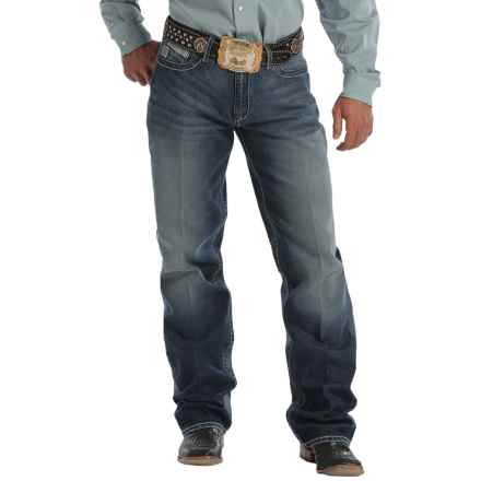 Cinch Grant High-Performance Jeans - Relaxed Fit, Bootcut (For Men) in Indigo - Closeouts