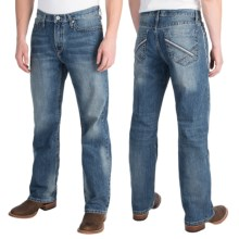 Cinch Grant Jeans - Relaxed Fit, Bootcut (For Men) in Indigo - Closeouts