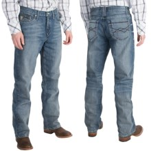 Cinch Grant Mid-Rise Jeans - Bootcut (For Men) in Light Blue Wash - 2nds