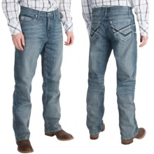 Cinch Grant Mid-Rise Jeans - Bootcut (For Men) in Medium Wash - 2nds