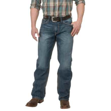 Cinch Grant Relaxed Fit Jeans - Bootcut, Indigo Dyed (For Men) in Indigo - Closeouts