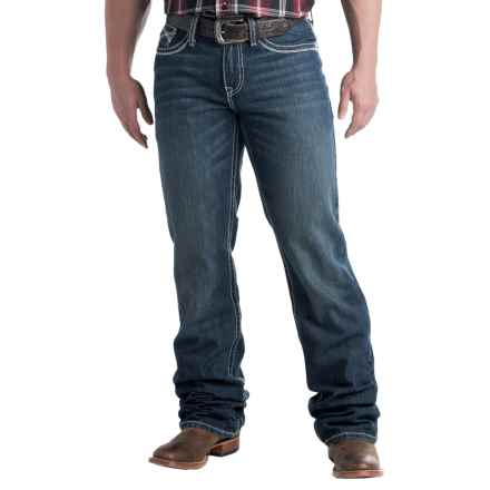 Cinch Grant Relaxed Fit Jeans - Mid Rise, Bootcut (For Men) in Indigo - Closeouts