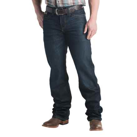 Cinch Grant Sorbtek® Relaxed Fit Jeans - Mid Rise, Bootcut (For Men) in Indigo - Closeouts