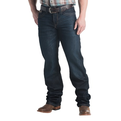 Cinch Grant Sorbtek® Relaxed Fit Jeans - Mid Rise, Bootcut (For Men) in Indigo
