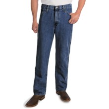 Cinch Green Label Original Fit Jeans (For Men) in Dark Stonewash - 2nds