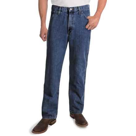Cinch Green Label Original Fit Jeans (For Men) in Dark Stonewash - 2nds