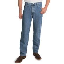 Cinch Green Label Original Fit Jeans (For Men) in Medium Stonewash - 2nds