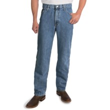 Cinch Green Label Original Fit Jeans (For Men) in Medium Stonewash - 2nds