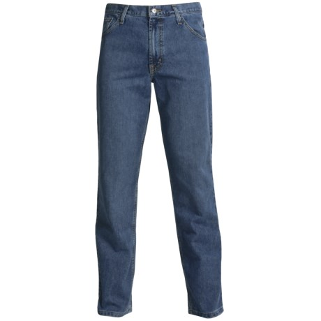 Cinch Green Label Special Edition Jeans - Relaxed Fit (For Men) in Medium Stonewash