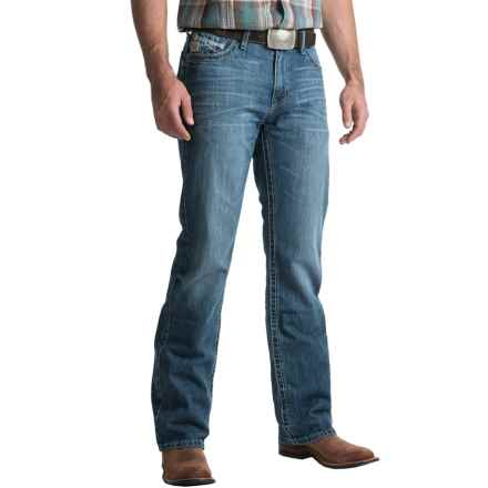 Cinch Ian Jeans - Mid Rise, Bootcut (For Men) in Indigo - Closeouts