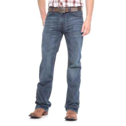 Cinch Ian Jeans - Slim Fit, Bootcut (For Men) in Dark Stone - Overstock