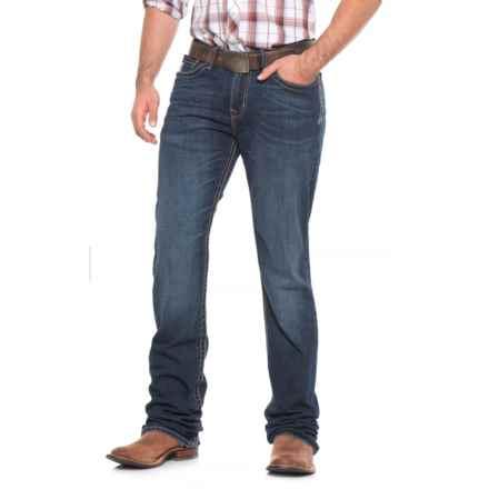 Cinch Ian Jeans - Slim Fit, Bootcut (For Men) in Indigo - Overstock