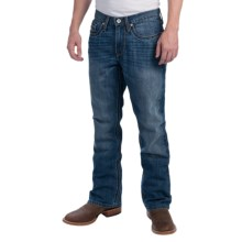 Cinch Ian Jeans - Slim Fit, Bootcut (For Men) in Medium Wash - 2nds