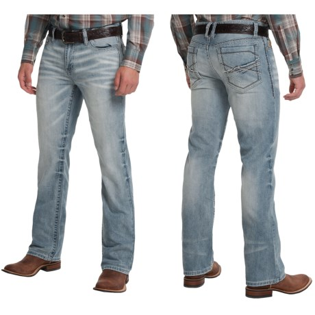 Cinch Ian Mid-Rise Slim Jeans - Bootcut (For Men)
