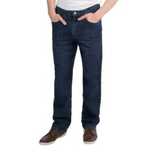 Cinch Silver Label Jeans - Slim Fit (For Men) in Dark Denim - 2nds