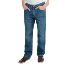Cinch Silver Label Jeans - Slim Fit (For Men) in Medium Stonewash - 2nds