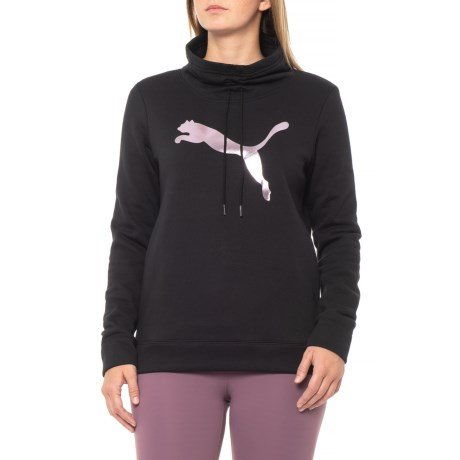 Image of Cinch-Up Fleece Sweatshirt (For Women)