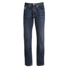 Cinch White Label Jeans - Relaxed Fit (For Men) in Dirty Dark Denim - 2nds