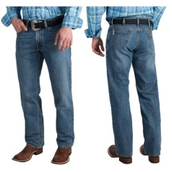 Cinch White Label Jeans - Relaxed Fit (For Men) in Medium Stonewash