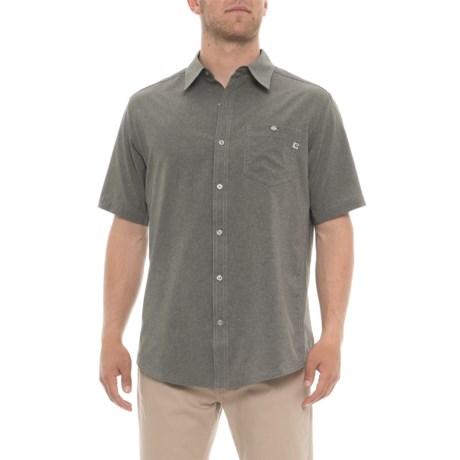 Image of Cinder Windshear Shirt - UPF 20, Short Sleeve (For Men)
