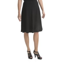 Circle Knit Skirt (For Women) in Black - 2nds