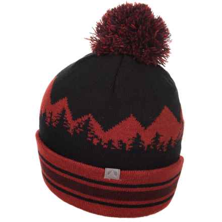 Cirque Wildlife Series Beanie in Moose Black - Closeouts