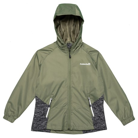 Image of Cirro Hybrid Hooded Jacket (For Little Boys)