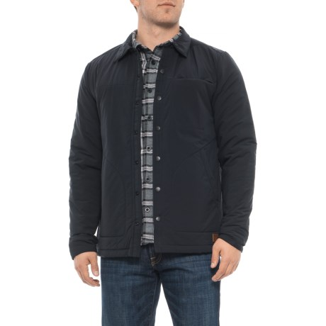 Image of Cirrus Shirt Jacket - Insulated (For Men)