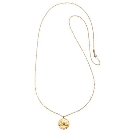 Image of Citrine Manipura Chakra Necklace