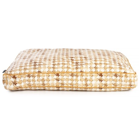 Image of City Houndstooth Rectangle Dog Bed - 28x40?