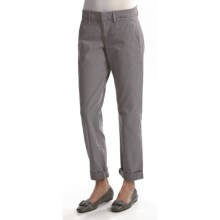 CJ by Cookie Johnson Empowered Chino Pants (For Women) in Needle Grey - Closeouts