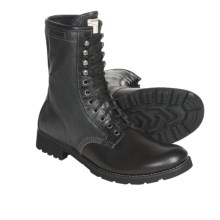 CK Jeans Trent Boots (For Men) in Black/Black - Closeouts