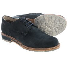Clarks Arton Walk Shoes - Suede (For Men) in Navy Suede - Closeouts