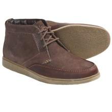 Clarks Brayer Ankle Boots (For Men) in Brown - Closeouts