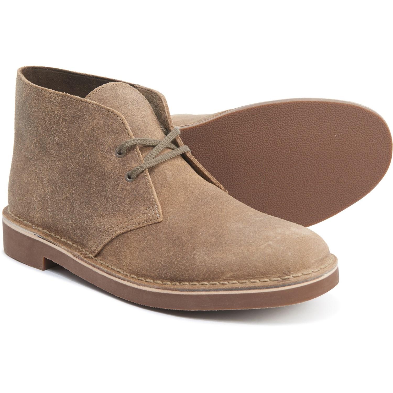 Clarks Bushacre 2 Desert Boots (For Men