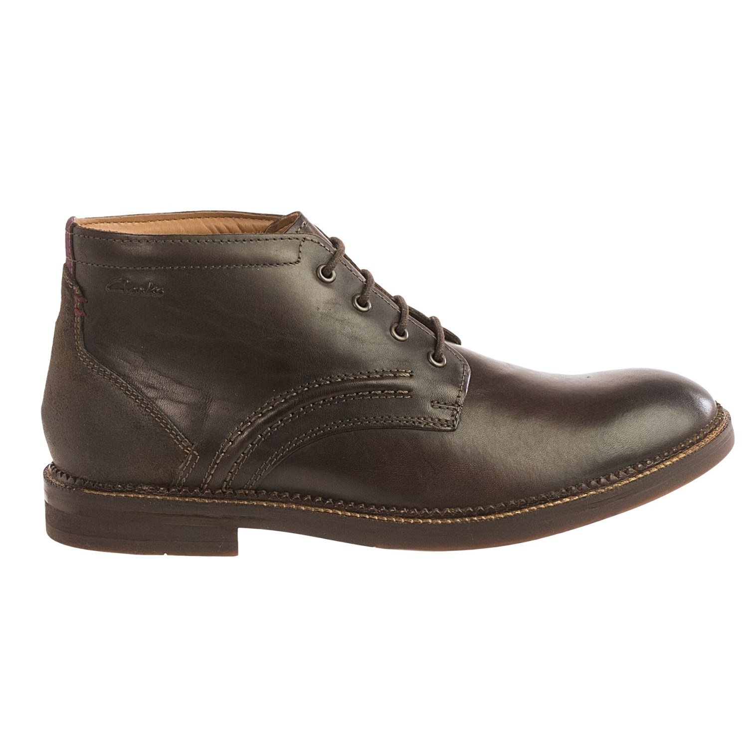 Clarks Bushwick Mid Boots For Men Save 46