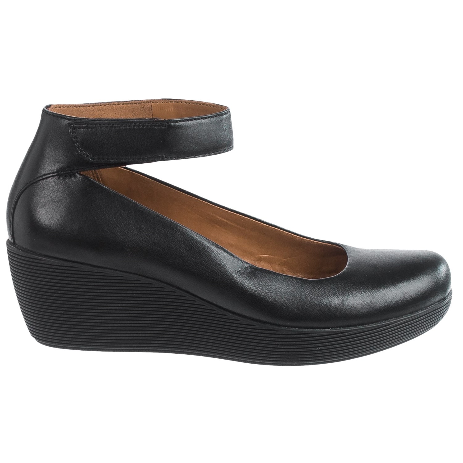 clarks claribel fame wedge shoes for save 61