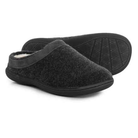 Clarks Clog Slippers (For Women) in Grey - Closeouts