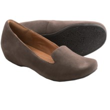 Clarks Concert Jazz Shoes - Slip-Ons (For Women) in Grey - Closeouts