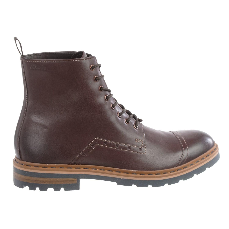 Clark S Waterproof Men S Slip On Shoes